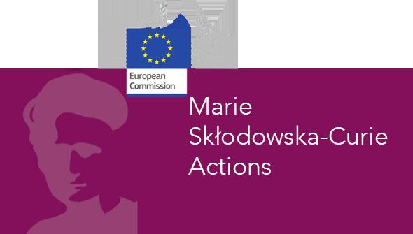 Marie Curie actions amblem